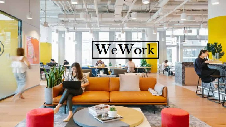 WeWork Treasury