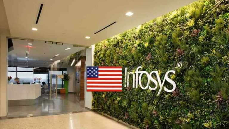 Infosys hire American workers